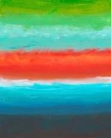 Night Coast Three Fine Art Print