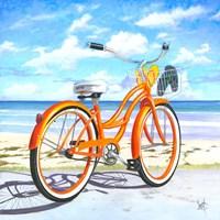 My Orange Pride Fine Art Print