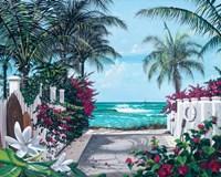 Pathway to Paradise Fine Art Print