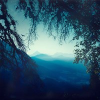 Blue Morning Fine Art Print