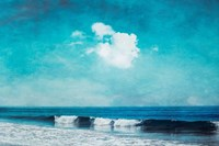 Sea Blues Fine Art Print