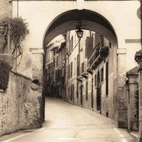 Asolo, Veneto Fine Art Print