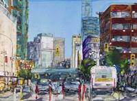 Eastbound Portage Fine Art Print