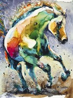 Horse of Another Color Fine Art Print