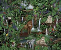 Enchanted Jungle Fine Art Print