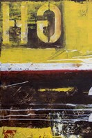 Junction 234 I Framed Print