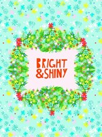 Merry & Bright V Fine Art Print