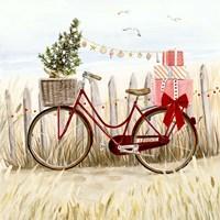 Christmas Coast I Fine Art Print