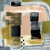 Modern Geo Abstract II Fine Art Print
