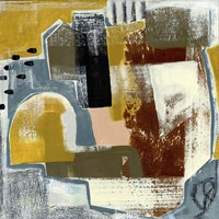 Modern Geo Abstract III Fine Art Print