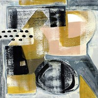 Modern Geo Abstract IV Fine Art Print