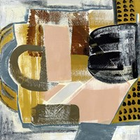 Modern Geo Abstract VI Fine Art Print