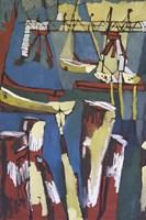 Maine Sails Portland I Fine Art Print