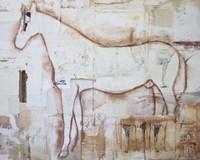 Practical Horse Keeper Fine Art Print