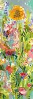 Lime Garden II Fine Art Print