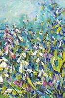 Joy in the Garden II Fine Art Print