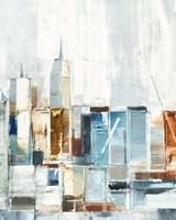 City Colors II Fine Art Print