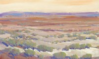 High Desert Pastels II Fine Art Print