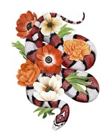King Snake II Fine Art Print