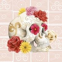Fiesta de la Vida Muertos I Fine Art Print