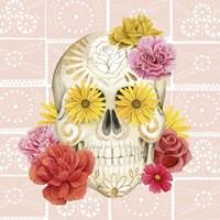 Fiesta de la Vida Muertos II Fine Art Print