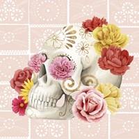 Fiesta de la Vida Muertos III Fine Art Print