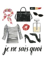 The French Girl I Fine Art Print