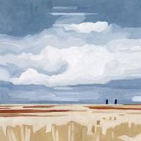 Prairie Landscape II Fine Art Print