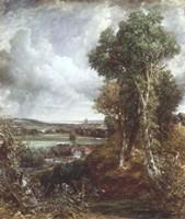 Dedham Vale Fine Art Print