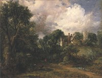 The Glebe Farm, 1827 Fine Art Print