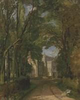 East Bergholt Church Fine Art Print