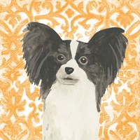Parlor Pooches III Fine Art Print
