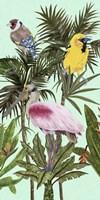 Birds Paradise II Fine Art Print