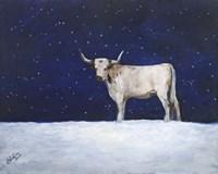 Journey Through the Snow III Fine Art Print