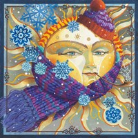 Winter Sun Fine Art Print