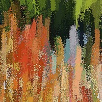 Torch Lilies Fine Art Print