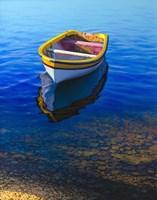 Rusty Boat Fine Art Print