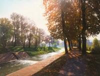 Sunny Fall Fine Art Print
