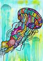 Jellyfish Fine Art Print