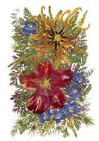 Flower Fantasy 8 Fine Art Print