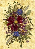 Flower Fantasy 24 Fine Art Print