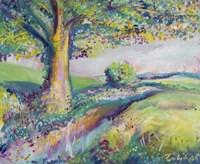 Tranquil Tree 2 Fine Art Print