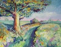 Tranquil Tree Fine Art Print