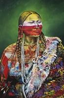 Arapaho Queen 1 Fine Art Print
