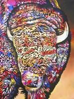Buffalo Soldier Fine Art Print