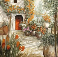 Terrazza Leggera Fine Art Print