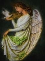 Celtic Angel Fine Art Print