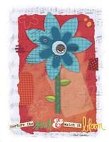 Pop Blossom 2 Fine Art Print