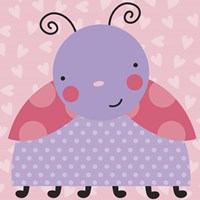 Ladybug 2 Fine Art Print