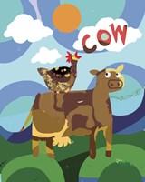 Cow Fine Art Print